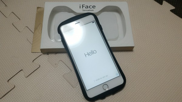 iFaceのFirst Class