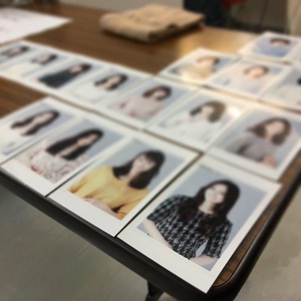 【大人のための美人ヘアカタログ2017(仮)】の撮影