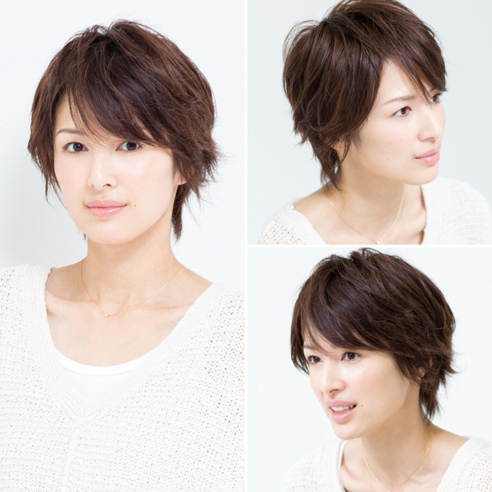 美智子 髪型 吉瀬