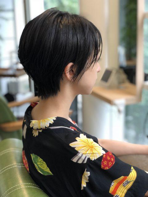 長澤まさみショートの髪型