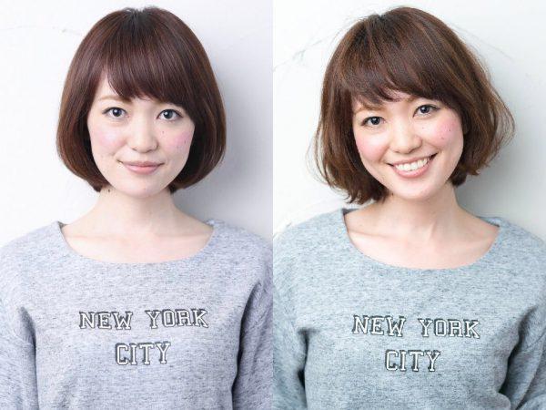 縮毛矯正をかけていてもイメージチェンジは可能なの?